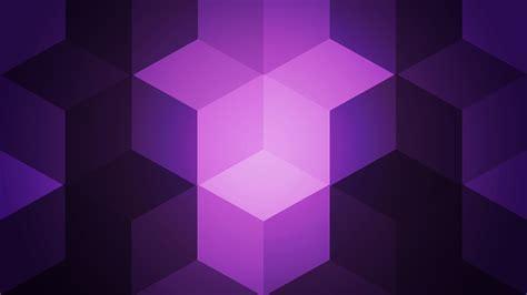 Wallpaper Cubes, Violet, HD, 4K, 8K, Abstract, #5511