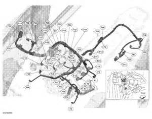 X Location 2005 Nissan X Trail Crankshaft Positioning Sensor 2005