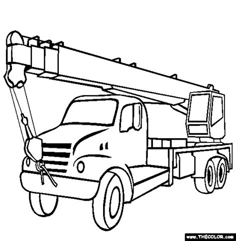 truck coloring pages trucks coloring pages page 1