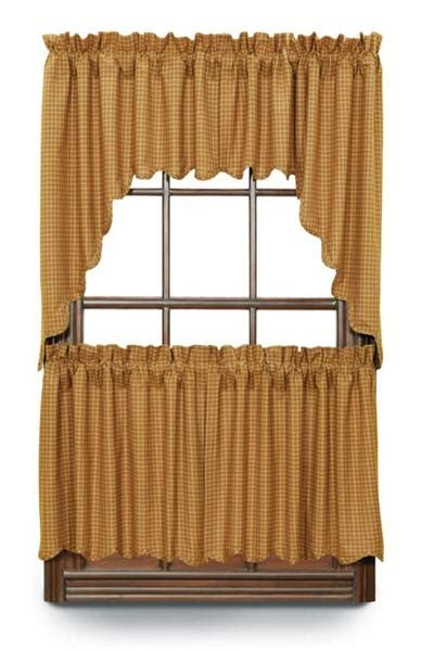 curtains 24 x 36 burlington scalloped curtain tiers 36 quot w x 24 quot l victorian