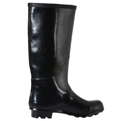 black gloss boots black gloss wellington boots