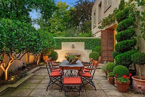 Small Mediterranean Garden Ideas Mediterranean Melbourne 1 Our Front Garden Pinterest Gardens Mediterranean Garden And