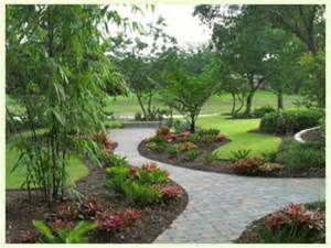 Winter park landscaping