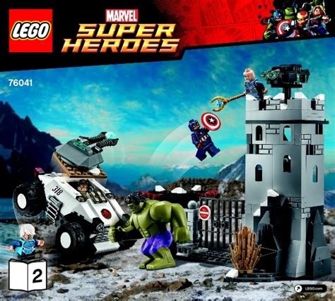 Lego Marvel Heroes The Hydra Fortress Smash 76041 lego the hydra fortress smash 76041 marvel
