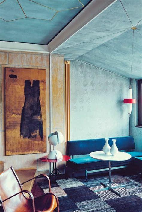 Wandgestaltung Mit Farbe Beispiele 6391 by Wandideen 29 Beispiele F 252 R Eine Moderne Wandgestaltung