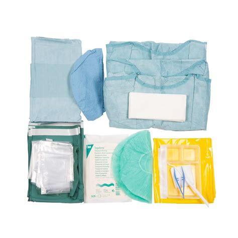 sterile drapes surgikit drape kit sterile dental chiropody products