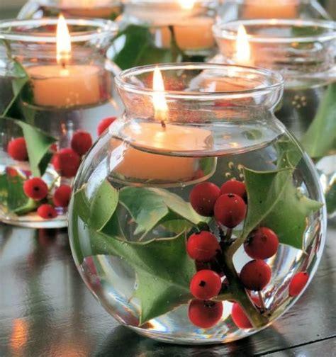 candele fai da te natalizie natale fai da te 10 idee di decorazioni natalizie facili