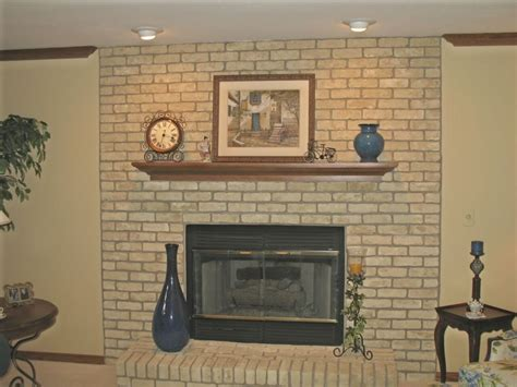 finding a brick fireplace paint fireplace design