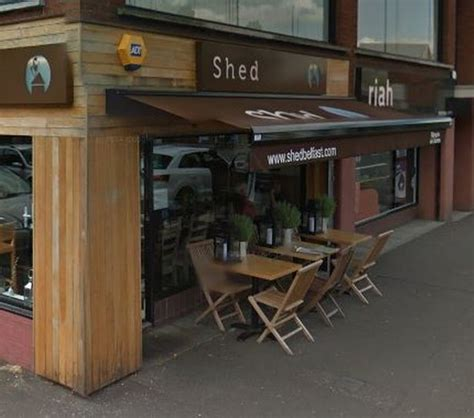 The Shed Ormeau Road by 28 Fab Belfast Restaurants We Absolutely Belfast Live