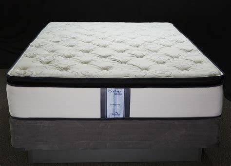 Pillow Top Mattress And Box by Monterey Pillow Top Mattress And Box Set