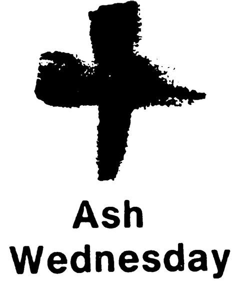 cross ash wednesday images bulletin pkg of 50 books special mass schedule st the evangelist parish