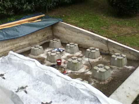 leroy merlin abris de jardin 455 construction d un abri de jardin sur pilotis communaut 233