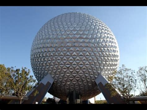 spaceship earth complete experience hd epcot walt disney