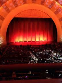 best seats at radio city radio city secci 243 n 1st mezzanine 5