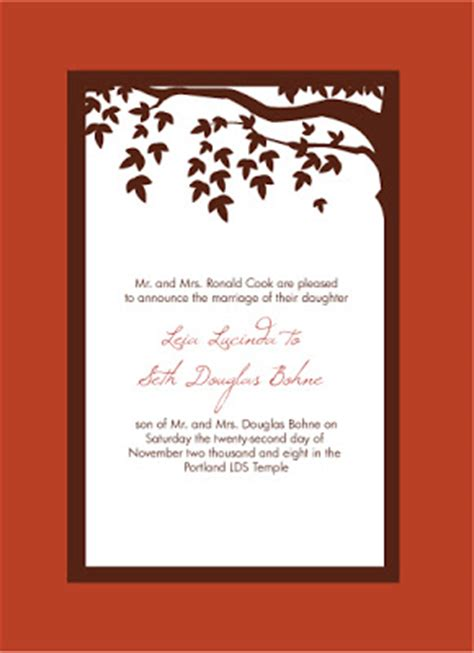 design portfolio adobe illustrator wedding invitation