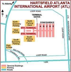 Car Rental Atlanta International Terminal Atlanta International Airport