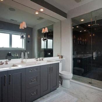 calcutta marble contemporary bathroom pappas miron charcoal gray tile bathroom floor design ideas