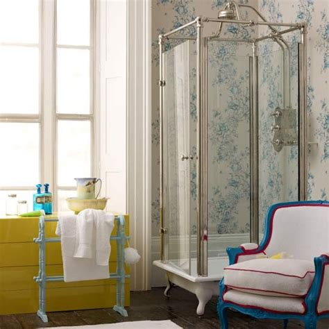 vintage bathroom design ideas vintage bathroom with freestanding shower vintage