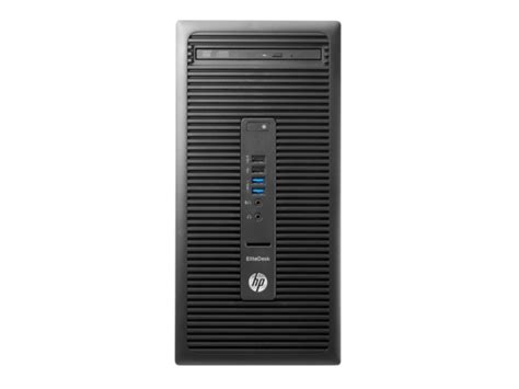 Hp Elitedesk 705 G2 Microtower Pc Hp 174 Official Store Hp Elite Desk