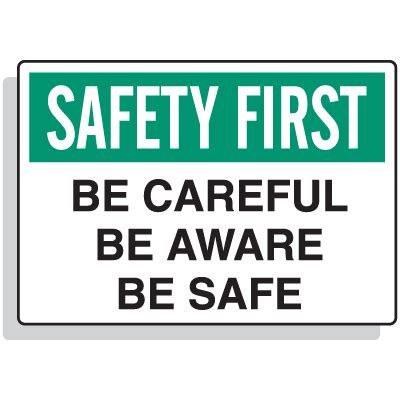 College You Should Be Aware Of by Aid Safety Signs