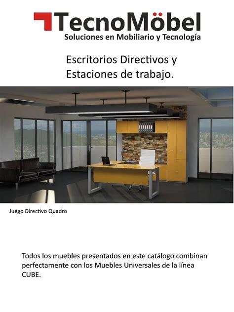 catalogo escritorios cat 225 logo escritorios by tecnom 246 bel issuu