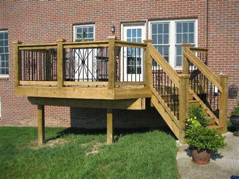 wood deck railing post spacing 6x6 deck post railing check out more deck railing ideas