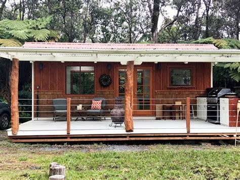 tiny house hawaii hawaii tiny house a hawaiian dream tiny cottage on the big island realtorcom