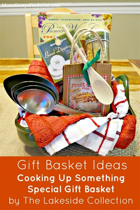 kitchen gift ideas for unique and creative gift basket ideas