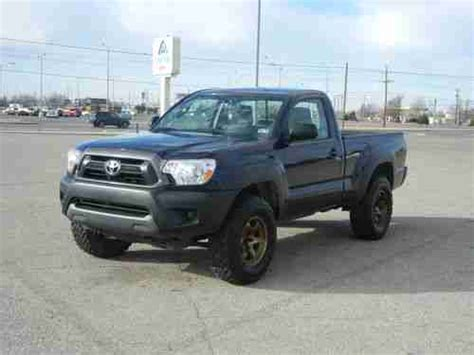 2012 Toyota Tacoma Regular Cab Purchase Used 2012 Toyota Tacoma 4x4 Regular Cab In Hobbs