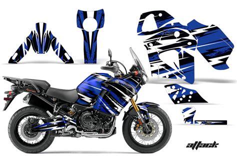 Aufkleber Yamaha Super Tenere by Yamaha Tenere 1200 Street Bike Graphic Decal Sticker Kit