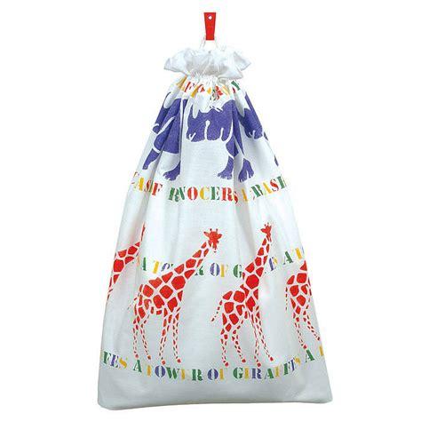 animal laundry animals laundry bag by tessuti notonthehighstreet
