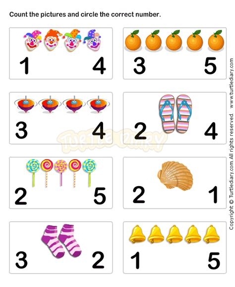 learn numbers preschool activities for 018 learn numbers worksheet4 math worksheets preschool