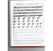 Pin Ejercicios De Caligraf&237a Para Imprimir Tanto En Formato Imagen