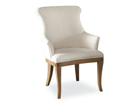 elegant upholstered dining chairs with arms designs