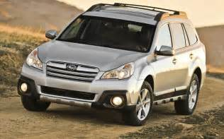 Subaru Outback 2013 Subaru Outback 2013 Widescreen Car Image 04 Of 48