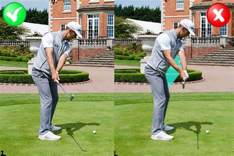 start of golf swing how to start the backswing in golf sport inpiration gallery
