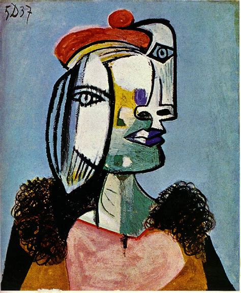 picasso paintings year in pom pom hat picasso 1930s wallpaper picture