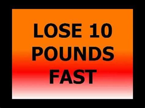 How To Lose 10 Pounds Fast Detox by Lose 10 Pounds Fast 7 Day Weight Loss Miracle Diet Proves