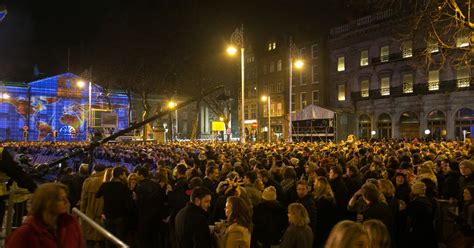 new year decorations dublin dublin new years festival launches and it s bigger and