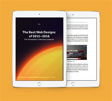 best on the web free ebook the best web designs of 2015 2016