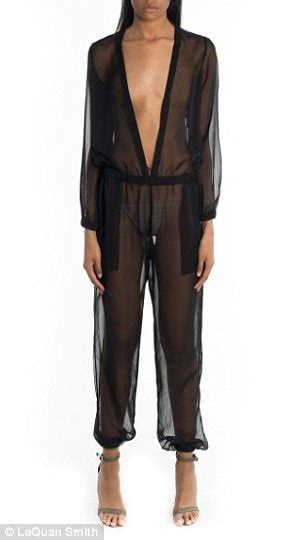 Yzz St Ribbon Jumpsuit M get to and beyonce designer laquan smith