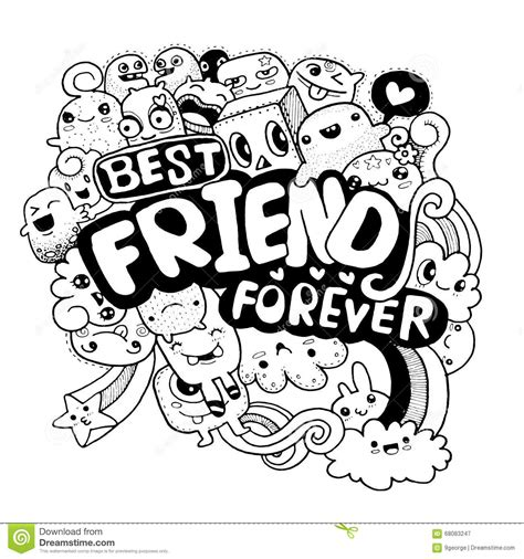 best friend designs of for you design best friend stock