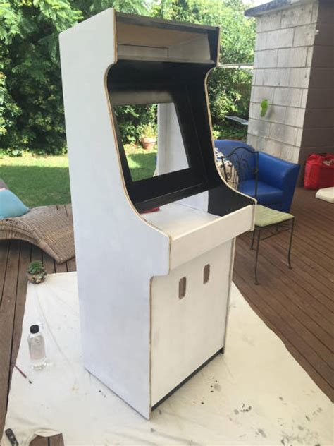 build your own arcade cabinet how to build your own arcade cabinet others