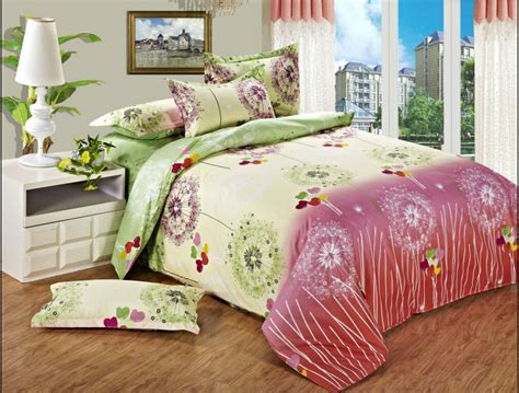 cheap bedding twin full queen beautiful cheap bedding pink green white
