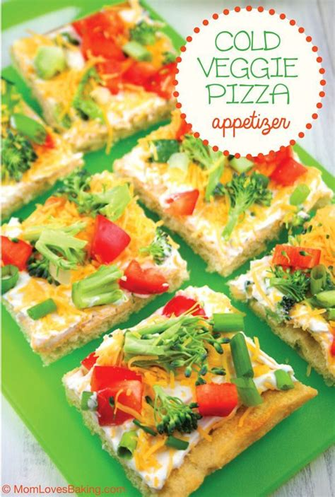 amazing snacks appetizers 27 recipes for books cold veggie pizza appetizer recipe pizza pizza