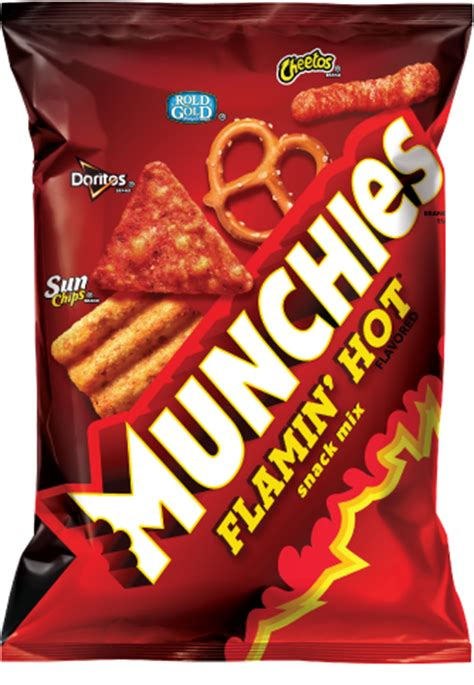 hot chips mix munchies 174 flamin hot 174 flavored snack mix