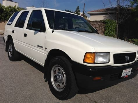 service manual how to work on cars 1996 honda passport windshield wipe control find used