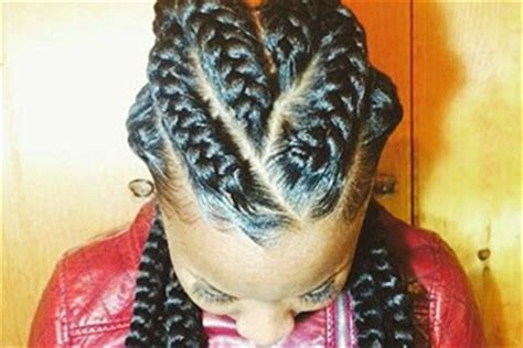 show some different inside up cornrow stytles 75 super hot black braided hairstyles to wear