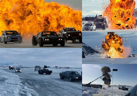 fast and furious 8 iceland fast and furious 8 movie spy videos and pictures from
