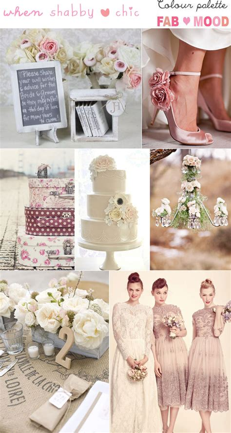 shabby chic wedding ideas romantic decoration